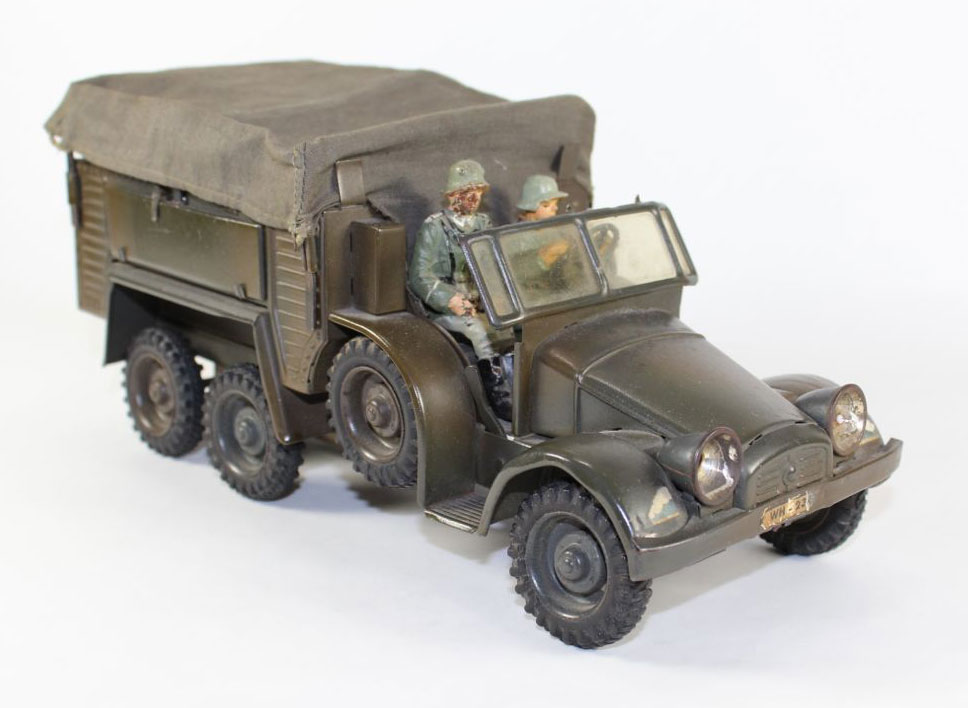 Antique Military Toys
