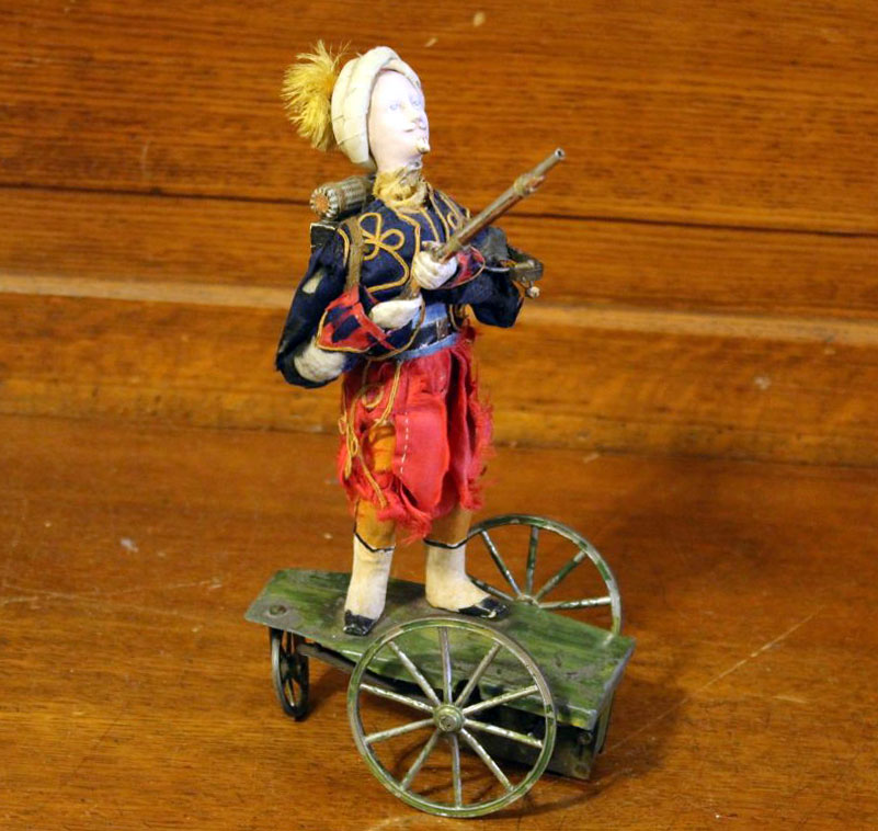 Antique and Vintage Tin Toys - We stock heirloom toy soldiers and ...