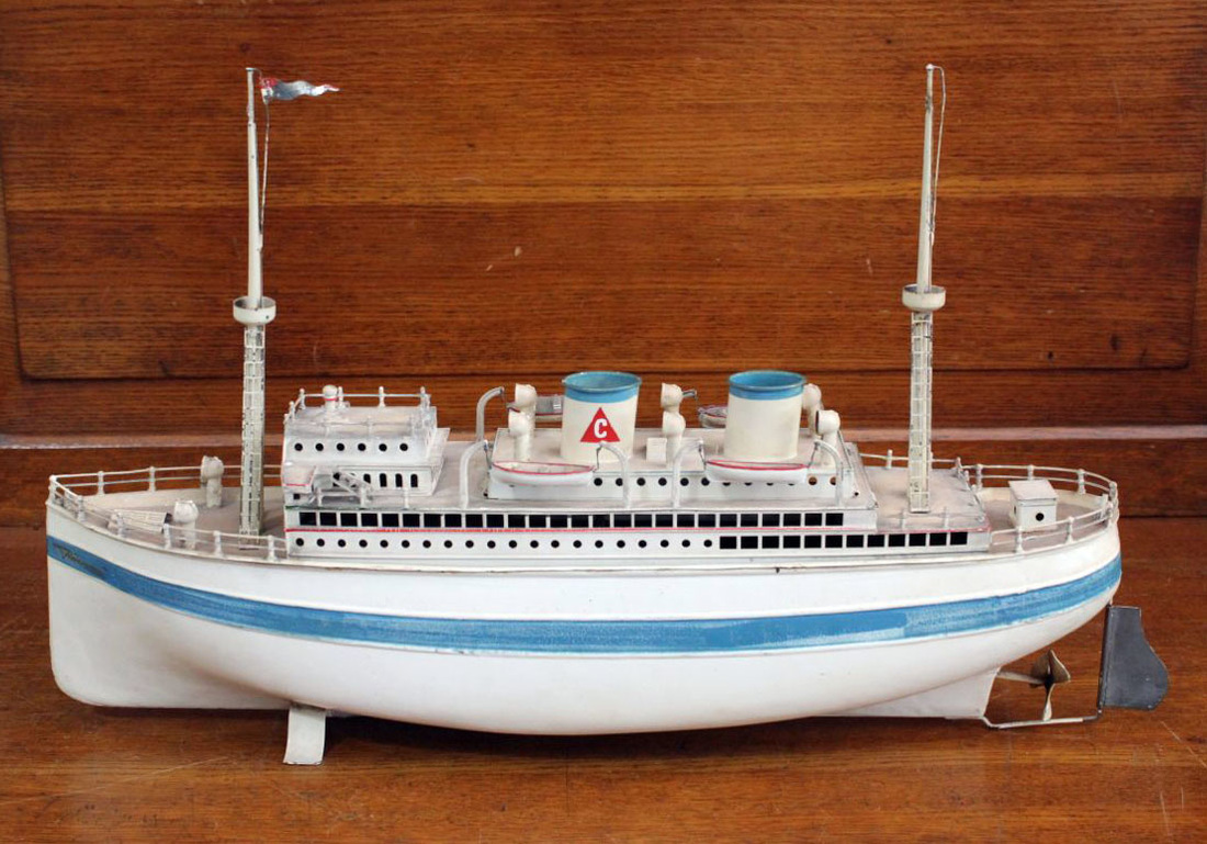 Quality Toy Boats - We stock heirloom toy soldiers and quality ...
